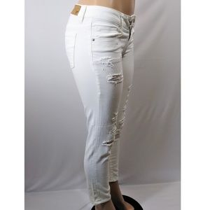 America Eagle White Jeans for Her